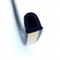 Uszczelka profil D EPDM 10 x 8 mm