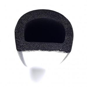 Uszczelka profil D 18 x 21 mm